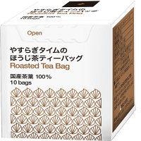 やすらぎタイムほうじ茶10TB 1箱