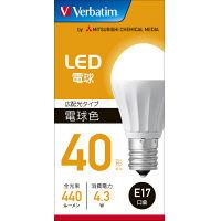 LEDミニクリプトン型電球40W電球色