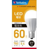 LEDミニクリプトン型電球60W電球色