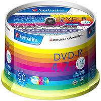 データ用DVD-Rスピンドル50枚