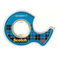 スコッチ あとではがせるテープ キレイにはがせる 掲示用 小巻 ディスペンサー付 幅15mm×長さ8m 1個 スリーエム CA15-DS
