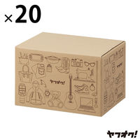 凸版印刷 ヤフオク!60サイズ段ボール箱 YD-60A 20枚入 YD-60 1セット(20枚入)