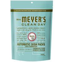 ミセスマイヤーズ バジル 1袋(18g×20個入) 食洗機用洗剤 ジョンソン