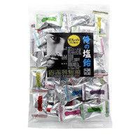 和勝会 俺の塩飴 10種のフレーバー 200g小袋入 OS200F(取寄品)