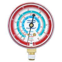 アサダ(ASADA) 普通型圧力計 R407C等用高圧圧力計 φ68mm Y49059 1セット(4個:1個×4) (直送品)