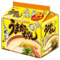 うまかっちゃん 5個パック 袋94g×5