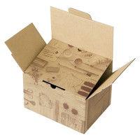 ヘッズ コラージュ宅配ギフトBOX-3 CTG-CT3 1セット(50枚:10枚×5パック)(直送品)