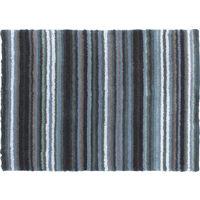 プレーベル ラグ テック ダークブルー 140×200cm 1407-134-01 1枚(直送品)