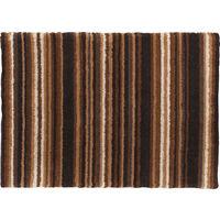 プレーベル ラグ テック ブラウン 140×200cm 1407-134-02 1枚(直送品)