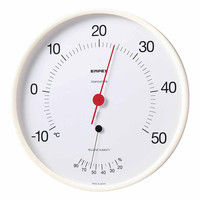 サーモグランデ300 大型温・湿度計 TM-2378 エンペックス (直送品)