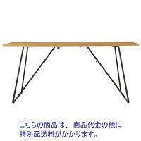 折りたたみテーブル・幅160cm・オーク