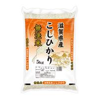 滋賀県産コシヒカリ 5kg 平成30年産