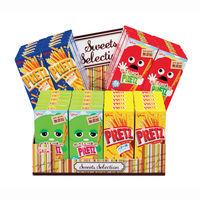 江崎グリコ プリッツ4種セット 1セット(40箱入)
