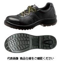 ミドリ安全 JIS規格 静電安全靴 短靴 プレミアムコンフォート PRM211 静電 ブラック 26cm 1500050711 1足(直送品)