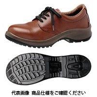 ミドリ安全 JIS規格 女性用 安全靴 短靴 プレミアムコンフォート LPM210 ブラウン 22cm 1500100103 1足(直送品)