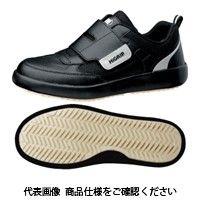 ミドリ安全 耐滑 作業靴 スニーカー NHS-15 ブラック 先芯なし 30cm 2125084918 1足(直送品)