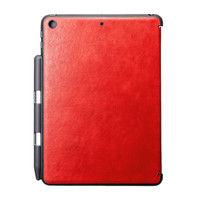 サンワサプライ iPad9.7インチケース Apple Pencil収納ポケット付き PDA-IPAD1014R 1個 (直送品)