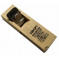 角利産業 替刃式ミニ平鉋 42×180mm 12624(直送品)