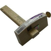 角利産業 ネジ止スジ毛引 刃収納安全タイプ 90mm 41450(直送品)