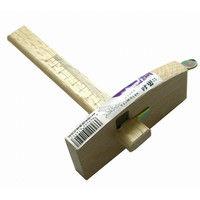 角利産業 ネジ止スジ毛引 刃収納安全タイプ 120mm 41451(直送品)