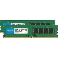 crucial 32GB Kit DDR4 2666 MT/s CL19 DR x8 UDIMM CT2K16G4DFD8266 1個(直送品)