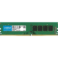 crucial 4GB DDR4 2400 MT/s CL17 SR x8 Unbuffered DIMM 288pin CT4G4DFS824A(直送品)