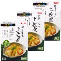 清水食品 レンジでおいしい!小鉢料理 筍とふきの土佐煮 120g 1セット(3個)