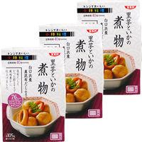 清水食品 レンジでおいしい!小鉢料理 里芋といかの煮物 105g 1セット(3個)
