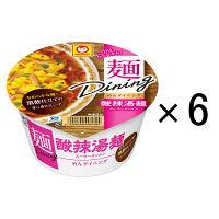 東洋水産 麺ダイニング 酸辣湯麺 88g 6個