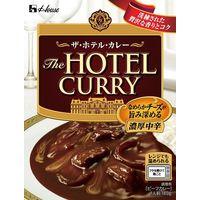 ハウス食品 ザ・ホテル・カレー 濃厚中辛 1個