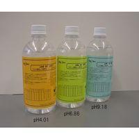 東亜ディーケーケー pH6.86標準液 500mL 143F192 1本 61-8517-77 (直送品)