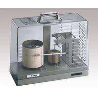 佐藤計量器製作所 気圧記録計 シグマII型 校正書類付 62-0850-40 1式 (直送品)