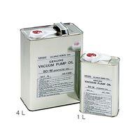 アルバック販売(ULVAC) 真空ポンプ油 SO-M 4L A49140100000 1個 61-0188-88 (直送品)