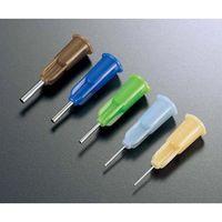 武蔵エンジニアリング プラスチックニードル 内径0.2mm PN-27G-A 1パック(50本) 61-3590-02 (直送品)