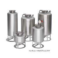 ユニコントロールズ ステンレス加圧容器(液面計付) TMC10-LG 1式 61-3520-45 (直送品)