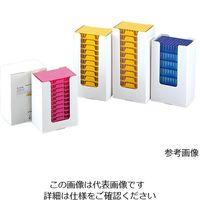 アズワン ピペットチップ PT0200-E2-Y-J 1式(960本) 2-979-22 (直送品)