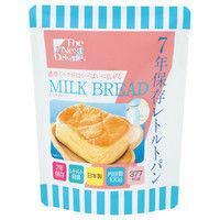 7年保存レトルトパン ミルクブレッド1食