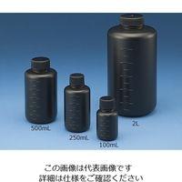 ニッコー Jボトル丸型 細口 遮光 250ml 15-2013-55 1本(1個) (直送品)