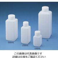 ニッコー Jボトル角型 細口 250ml 15-4002-55 1本(1個) (直送品)