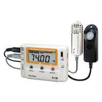 ティアンドデイ(T&D) 照度紫外線温湿度データロガー TR-74UI-S 1個 62-5001-31 (直送品)