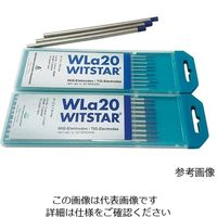 WOLFRAM INDUSTRIE(made in Germany) タングステンTIG電極溶接棒 10本 WL20-1.6 3-7514-03 (直送品)