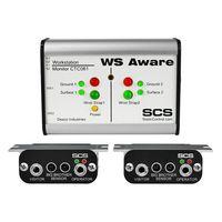 DESCO(デスコ) SCS ワークステーション回り接地抵抗監視器 CTC061-3243-WW 1個 62-1630-12 (直送品)