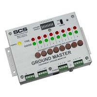 DESCO(デスコ) SCS 自動化装置接地抵抗監視器 CTC065-RT-T 1個 62-1630-13 (直送品)