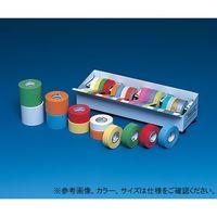 Shamrock ラベリングテープ 20mm オレンジ ST-34-5 1巻 61-9607-46 (直送品)