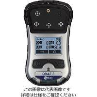 日本レイシステムズ マルチガス検知器 キューレイ3 IP-67 (拡散式) M020-2111-111 1個 2-9738-21 (直送品)