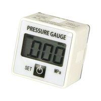 藤原産業 SK11 デジタル圧力計 0.0〜1.0Mpa SBN-PGD60PL 1個 62-2867-51 (直送品)
