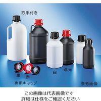 アズワン 細口丸瓶遮光 500A 3-6986-11 1個 (直送品)