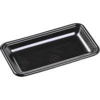 エフピコ FLB-A11-20(V) エコ黒 4B140112 1箱(2400枚:100枚×24袋)(取寄品)