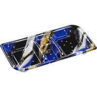 エフピコ SB葉皿28-15-1 本体 荒風青 4C285115 1箱(600枚:50枚×12袋)(取寄品)