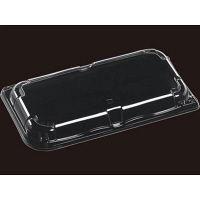 エフピコ T-SB葉皿28-15嵌合蓋APETエコ 7R700065 1箱(600枚:50枚×12袋)(取寄品)